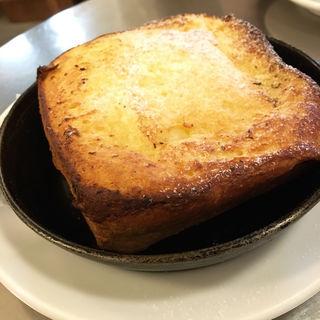 フレンチトースト(パンとエスプレッソと (BREAD,ESPRESSO &))