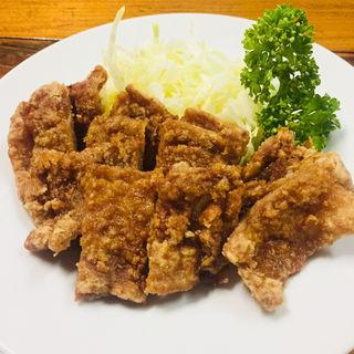 豚肉から揚げポン酢(ゑびす  (えびす))