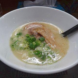 鶏白湯ラーメン 塩(麺や 旭)