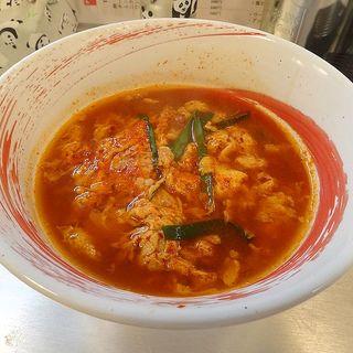 辛麺(中辛)(辛麺屋 蘭飯)