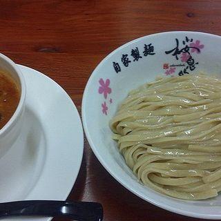 カレーつけ麺(麺屋 桜息吹 西宮本店)