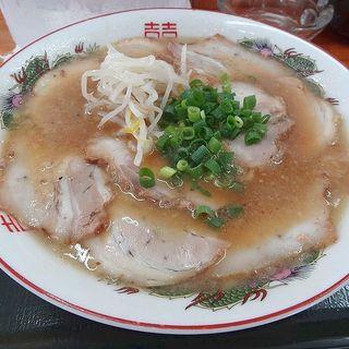 肉(小)(中華そば 土佐)