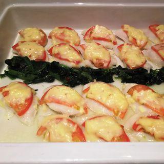 チキンのオーブン焼き(川崎日航ホテル カフェレストラン「ナトゥーラ」)