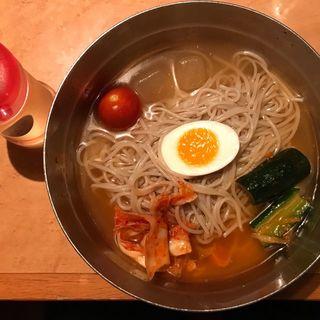 冷麺(カルビの王様 河内長野店 (カルビノオウサマ))
