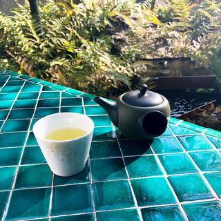 お茶(Salon de KANBAYASHI 上林春松本店 (サロンドカンバヤシ))