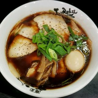 中華そば(肉増し)(麺屋 丈六)