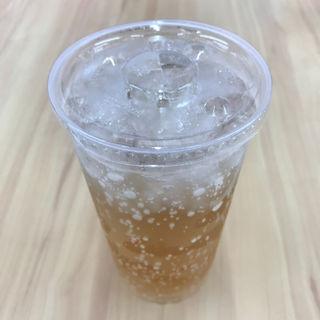 ハニーレモンジンジャーエール 瀬戸内産レモン0.8%使用L(モスバーガーファクトリー 島忠小平店 )