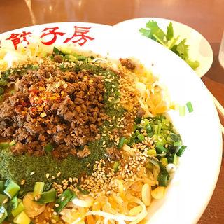 汁なし青山椒担々麺