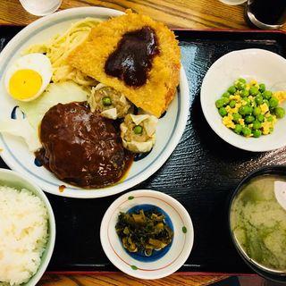 日替わり定食(京極スタンド (きょうごくすたんど))