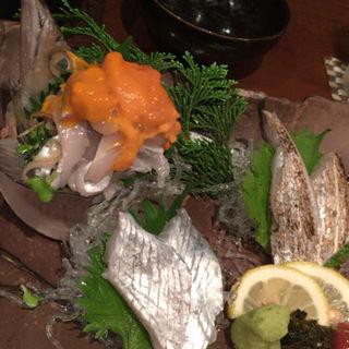 太刀魚姿造り(たちじゅう園 )
