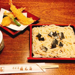 天ぷらうどん(京都 権太呂 本店 (ごんたろ))