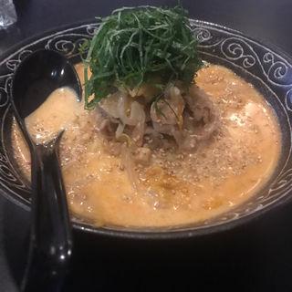 豆乳豚キムチラーメン(ROOT 渋谷店)
