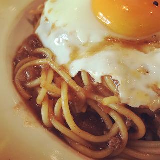 カレーミートスパゲティ(ワララ (coffee shop WARARA))