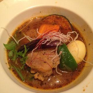 スープカレー チキン(イエローカンパニー 恵比寿本店 (YELLOW COMPANY))