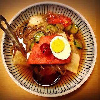 冷麺(金竜山 (キンリュウサン))