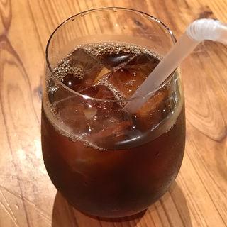天保堂コーヒー(アイスコーヒー風)(もうひとつのダイドコロ)