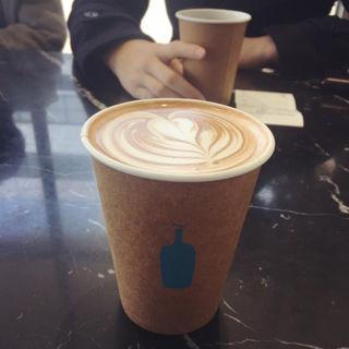 カフェモカ(ブルーボトルコーヒー 清澄白河 ロースタリー&カフェ (Blue Bottle Coffee))