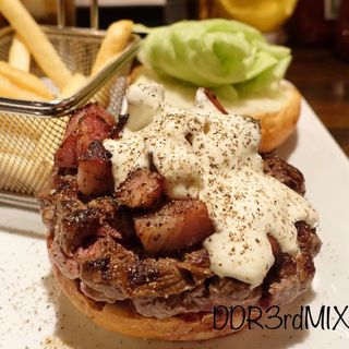 チャンキージャンキー(シェイクツリー バーガー&バー (shake tree burger&bar))