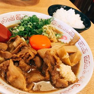 肉玉そば(おとど食堂 葛西店 )