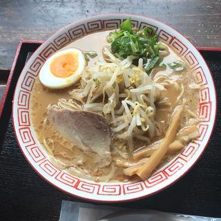 豚骨醤油ラーメン(そば五郎 (そばごろう))