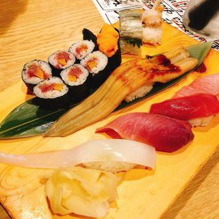 特選寿司盛り合わせ(鮨 だり半 )