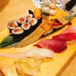 特選寿司盛り合わせ