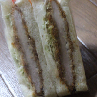 トンカツサンド(サンドイッチ工房 サンドリア (sandria))
