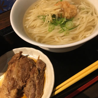 ソーキそば 大(麺屋玉ぐすく )