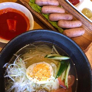 冷麺(焼肉ダイニングりんご苑 高畠本店 )