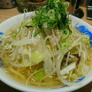 宇和島ちゃんぽん 野菜マシ(ラーメン・めし 芦田屋)