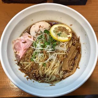 鰹醤油冷やし(麺屋 一刃)