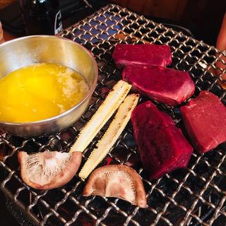 レバーバター(ホルモン屋 だん はなれ 新橋3号店 )