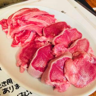 豚タン(ホルモン屋 だん はなれ 新橋3号店 )
