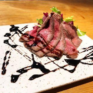 ローストビーフ(肉ばたけ)