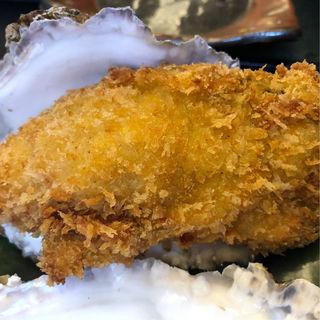 特選牡蠣定食