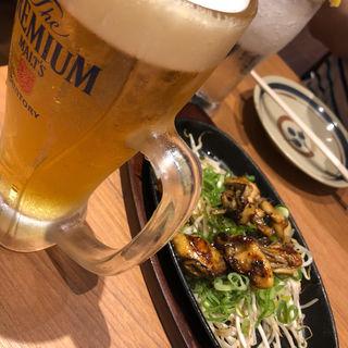 牡蠣バター醤油焼き(福ちゃん 広島駅南口店 )