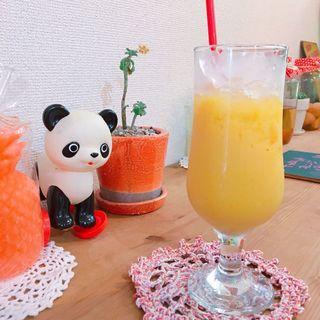 マンゴー パイナップル mix(パンダジュース )