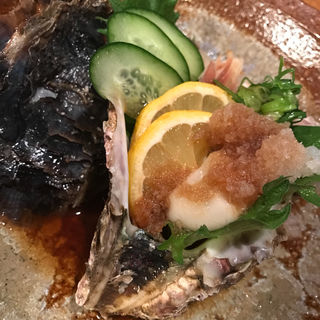 岩牡蠣(季よみ )