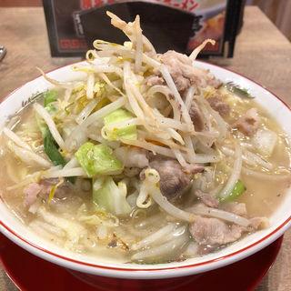 塩タンメン(元祖タンギョウ亭)