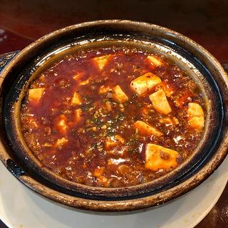 麻婆豆腐(香港海鮮飲茶樓 ブリーゼブリーゼ (ホンコンカイセンヤムチャロウ))
