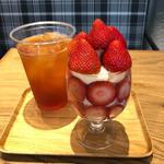 苺アルプス(drip-x-cafe ホテルヴィスキオ大阪店)