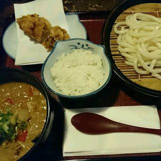 坦々つけ麺処(のらや なんばCITY南館店 (【旧店名】手打草部うどん のらや))