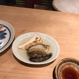 鮑(鮨処 小松 (すしどころ こまつ))