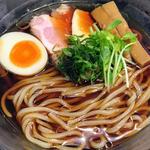 冷し醤油らぁ麺ヤマロク太麺ver