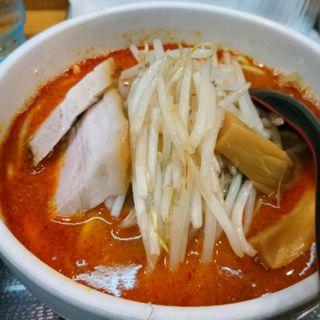 辛味噌ラーメン(味噌麺処 花道 (みそめんどころ はなみち))