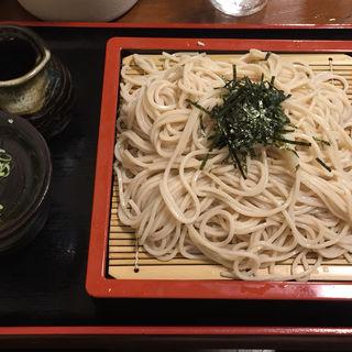 ざる蕎麦(花りん )