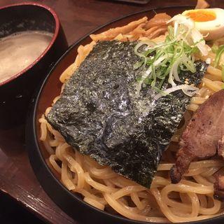 濃厚豚骨魚介正油つけ麺/大(500g)(ロクゴーガッツ)