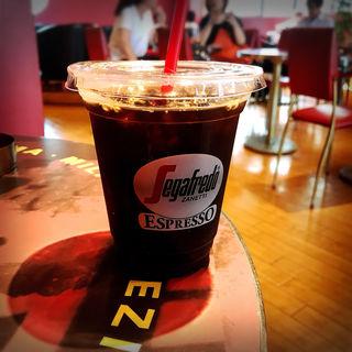 アイスコーヒー C(セガフレード・ザネッティ 中目黒店 )