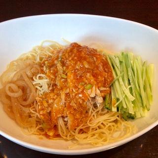 四川風冷麺(チャイニーズレストラン 直城 (チャイニーズレストラン・ナオキ))
