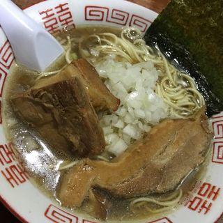 淡麗中華ソバ(麺や而今 (じこん))